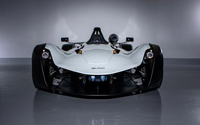 2020 BAC Mono R wallpaper thumbnail.