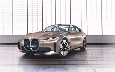 2020 BMW i4 Concept wallpaper thumbnail.