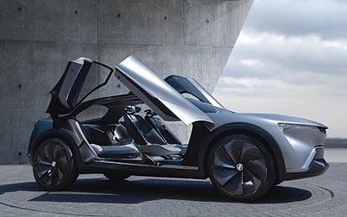 2020 Buick Electra Concept wallpaper thumbnail.