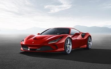 2020 Ferrari F8 Tributo wallpaper thumbnail.