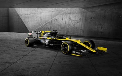 2020 Renault RS20 wallpaper thumbnail.