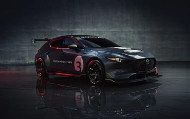 2020 Mazda 3 TCR wallpaper thumbnail.