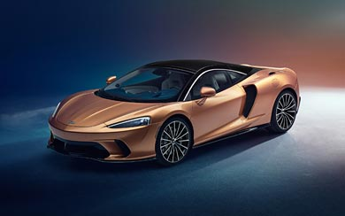 2020 McLaren GT wallpaper thumbnail.
