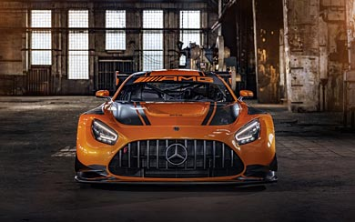 2020 Mercedes-AMG GT3 wallpaper thumbnail.