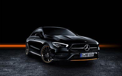 2020 Mercedes-Benz CLA wallpaper thumbnail.