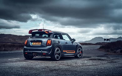 2020 Mini John Cooper Works GP wallpaper thumbnail.