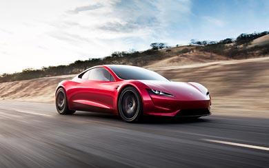 2020 Tesla Roadster Prototype wallpaper thumbnail.