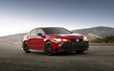 2020 Toyota Avalon TRD wallpaper thumbnail.