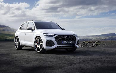 2021 Audi SQ5 wallpaper thumbnail.