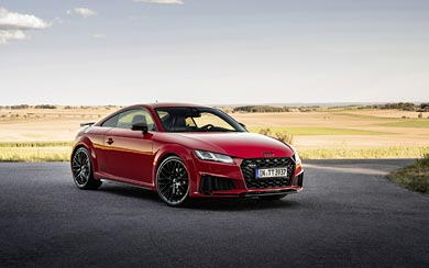 2021 Audi TTS Competition Plus wallpaper thumbnail.
