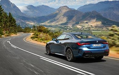 2021 BMW 4-Series wallpaper thumbnail.