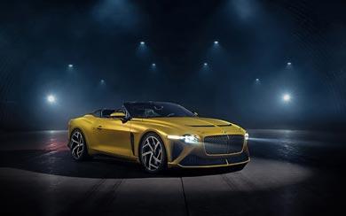 2021 Bentley Mulliner Bacalar wallpaper thumbnail.