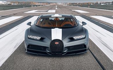 2021 Bugatti Chiron Sport Les Legendes du Ciel wallpaper thumbnail.
