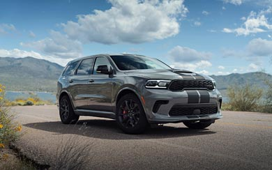 2021 Dodge Durango SRT Hellcat wallpaper thumbnail.