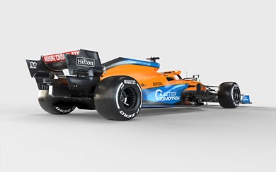 2021 McLaren MCL35M wallpaper thumbnail.