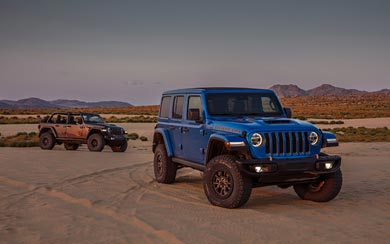 2021 Jeep Wrangler Rubicon 392 wallpaper thumbnail.