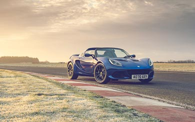 2021 Lotus Elise Sport 240 Final Edition wallpaper thumbnail.