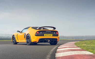 2021 Lotus Exige Sport 390 Final Edition wallpaper thumbnail.