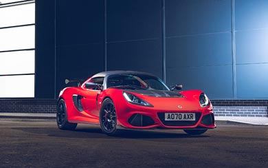 2021 Lotus Exige Sport 420 Final Edition wallpaper thumbnail.