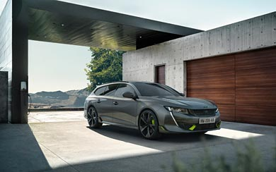 2021 Peugeot 508 PSE wallpaper thumbnail.