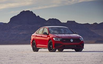 2021 Volkswagen Jetta GLI wallpaper thumbnail.
