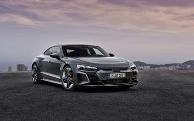 2022 Audi RS E-Tron GT wallpaper thumbnail.
