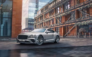 2022 Bentley Continental GT Speed wallpaper thumbnail.