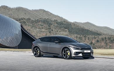 2022 Kia EV6 GT wallpaper thumbnail.
