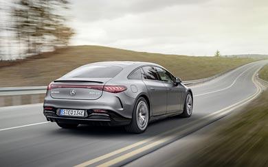 2022 Mercedes-AMG EQS53 wallpaper thumbnail.