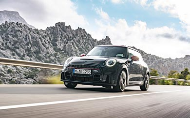 2022 Mini John Cooper Works wallpaper thumbnail.