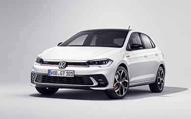 2022 Volkswagen Polo GTI wallpaper thumbnail.