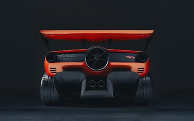 2023 Gordon Murray T.50s Niki Lauda wallpaper thumbnail.