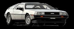 DeLorean banner image.