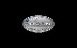 Pagani logo.